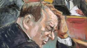 Jury in Weinstein case asks judge if it can be hung on two counts - told to 'keep working'