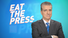 This time, we EAT the press! New show offering media critique debuts on RT America
