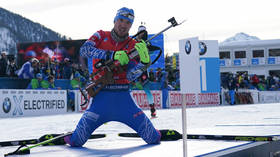 'They took our rifles as if we were dangerous criminals': Russian biathlete Loginov on Italian police raid