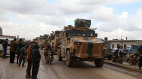 Turkey says its soldier was killed in Idlib as tensions between Ankara & Damascus boil over