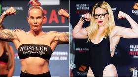 'It would be awesome': 'Rowdy' Bec Rawlings targets Heather Hardy after win at Bellator Dublin (VIDEO)
