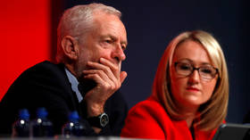 British journalist ridiculed online after lashing out at 'Stalinists' within Labour Party