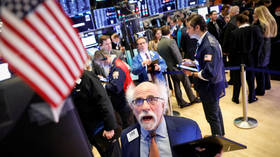 US stocks suffer massive losses on mounting fears over coronavirus spreading