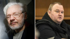 'History will be kind to Julian Assange, not to his corrupt accusers and Judges' - Kim Dotcom on extradition trial