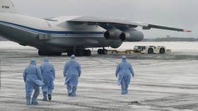US military bases in South Korea placed on lockdown to stop novel coronavirus spread