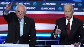 'Cringeworthy' Biden attack ad ahead of South Carolina vote says Sanders didn't back Obama's 2012 run, Twitter collectively groans