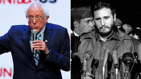 'There's a lot we could learn from Mordor' – Bernie Sanders slammed for saying not everything was bad under Fidel Castro
