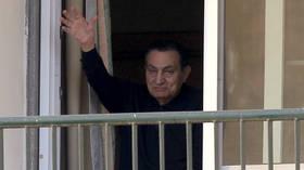Former Egyptian president Hosni Mubarak, who ruled until Arab Spring, dead at 91
