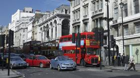 US worst offenders as foreign diplomats RACK UP $152 million in unpaid London congestion charges
