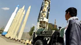 US sanctions Chinese, Russian and Turkish firms, claiming they're aiding Iran's missile program