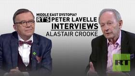 Middle East dystopia? - RT's Peter Lavelle Interviews Alastair Crooke