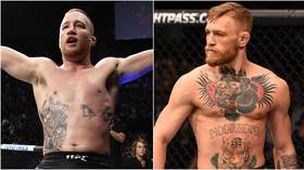 Running scared: Justin Gaethje manager denies Conor McGregor fight talks, says Irishman 'had that opportunity already'