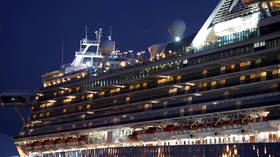 3 Russians from 'Diamond Princess' cruise ship test positive for coronavirus – official