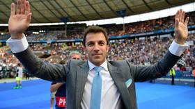 World Cup-winner Del Piero prevented from receiving Russian visa over killer coronavirus fears - reports