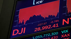 BIGGEST DROP IN HISTORY: Dow plummets by record 1,190 points as coronavirus panic week drags on