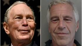 Twitter & Bloomberg campaign accused of censoring tweets with Epstein docs, fueling claims billionaire linked to dead pedophile