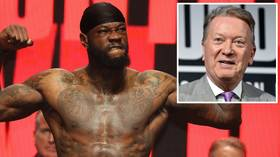 Frozen out? Deontay Wilder faces heavyweight snub as promoters target Tyson Fury vs Anthony Joshua