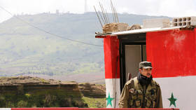 Israeli helicopters strike targets near Golan, injuring at least 3 Syrian troops