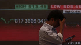 Worst week since '08 crisis: Indian stocks tumble as coronavirus fears grip global markets, plunging Sensex by nearly 1,300 points