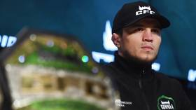 Dream debut: Undefeated Umar Nurmagomedov to join cousin Khabib on fight card at UFC 249