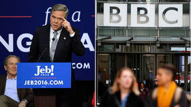 'Must be parody': George W Bush's brother ridiculed online after moaning about 'incredibly rude' BBC bias against BoJo's Tories