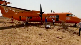 VIDEOS from inside Fly540 plane shows pilot nail emergency landing with just ONE ENGINE