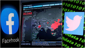 'We've seen no evidence': Social networks blow up 'US officials' claim of 'Russian coronavirus disinformation campaign'