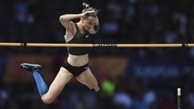 Still the best despite the international ban: Russian athlete Anzhelika Sidorova sets new WORLD-LEADING pole vault result