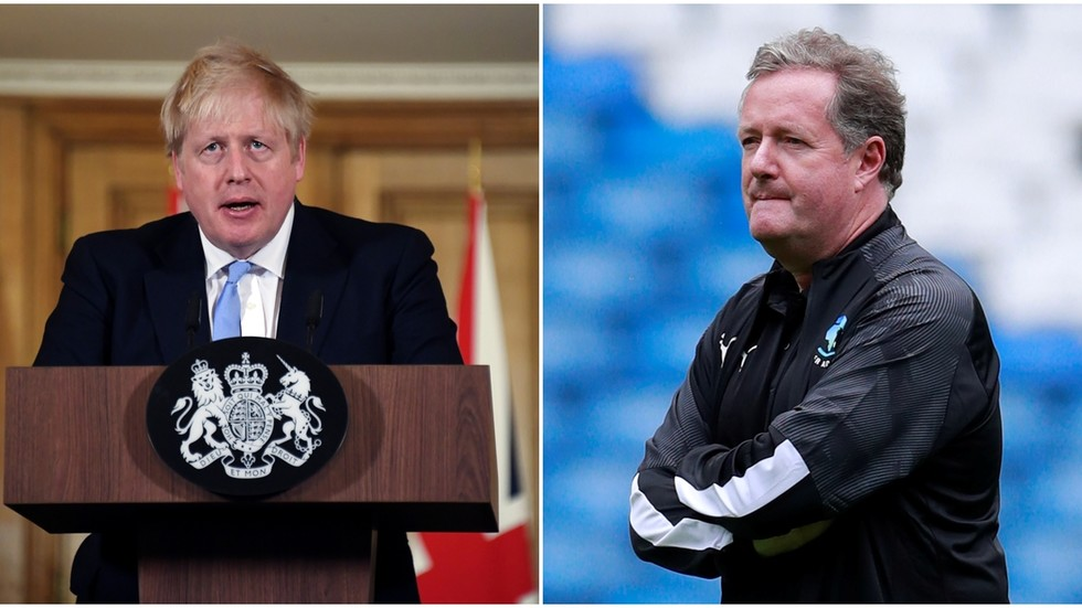 , 'Does he know what he's doing?' Piers Morgan slams BoJo's Covid-19 response as football matches he said would be on are canceled, Travel Wire News |  Travel Newswire, Travel Wire News |  Travel Newswire