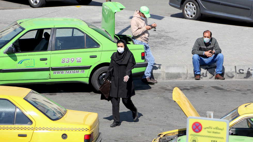 'All new trips between cities are banned': Iran shuts down internal travel to fight Covid-19