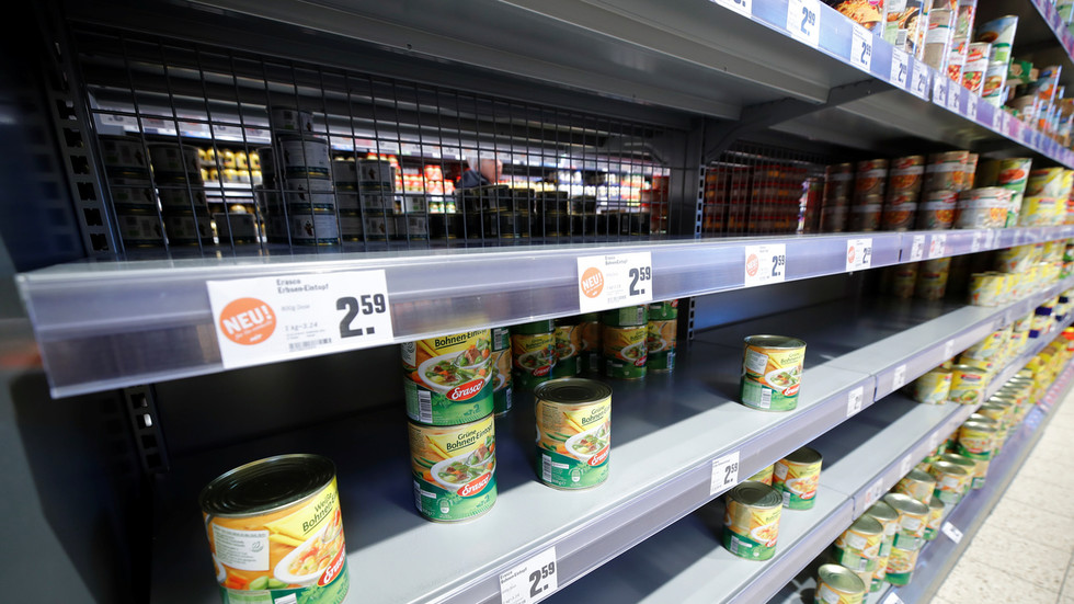 Better dead than vegan: The foods panic buyers ignore even during a viral pandemic