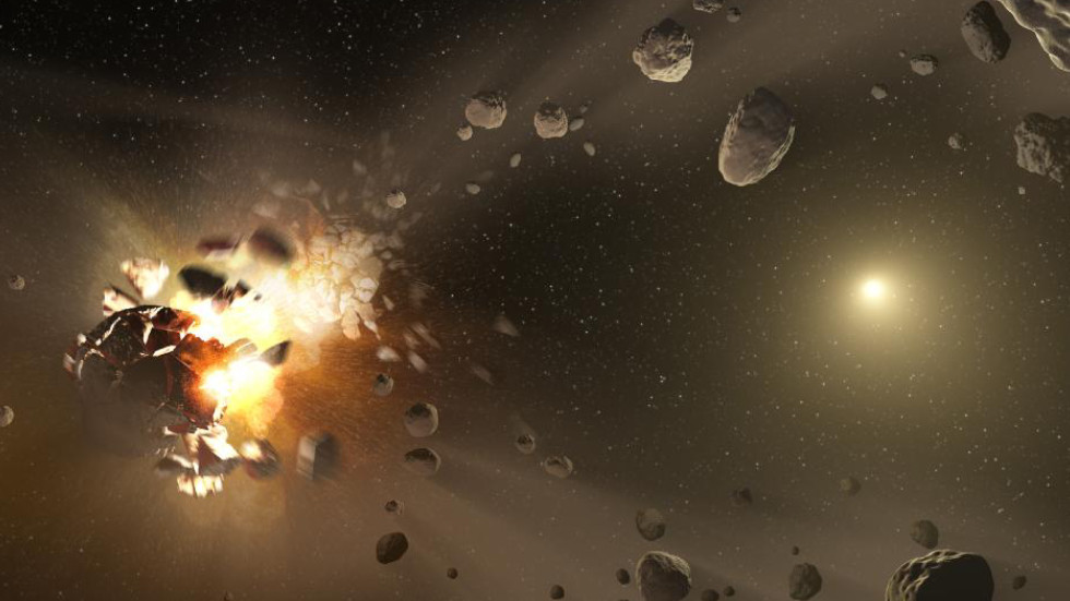 Planetary defenders gain fresh insight on ASTEROID deflection with new study