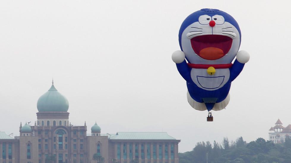 Talk like Doraemon & don't nag: Malaysian Health Ministry issues coronavirus lockdown advisory for wives, sparking fierce backlash