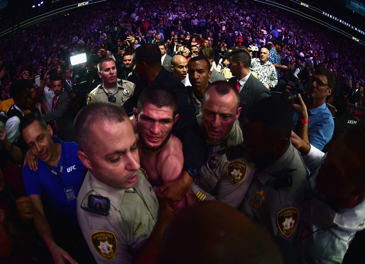 Dana White: 'Khabib vs. Tony will occur' despite coronavirus restrictions
