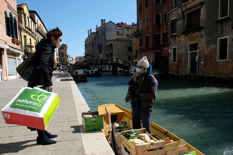 Coronavirus in Italy news