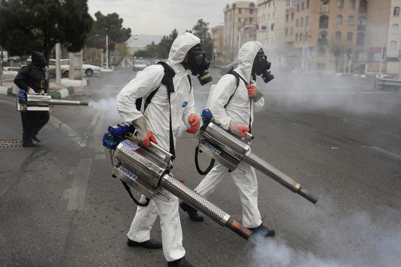 Coronavirus in Iran news