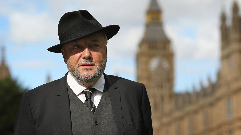 British politicians: Galloway's view