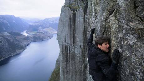 Mission: Impossible - Fallout (2018) Dir: Christopher McQuarrie  © Paramount Pictures