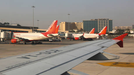 Chhatrapati Shivaji International airport in Mumbai © Reuters / Danish Siddiqui