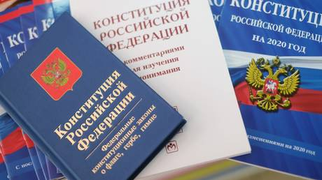 Constitution of Russian Federation
