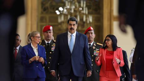 File photo © REUTERS/Manaure Quintero