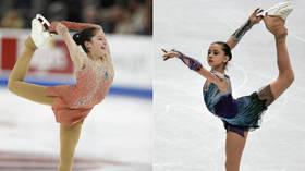 Alysa Liu vs. Kamila Valieva: Battle of the season to unfold at 2020 World Junior Figure Skating Championships