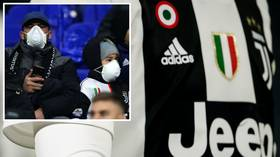Quarantined! Serie A giants Juventus under lockdown due to coronavirus fears