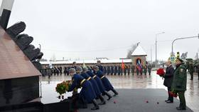 Unfadable courage: Putin, Shoigu commemorate paratroopers who heroically died in battle against extremists two decades ago