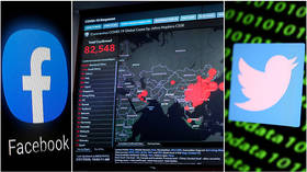 'We've seen no evidence': Social media networks blow up US officials' claim of 'Russian coronavirus disinformation campaign'