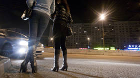 New dawn for world's oldest profession? Russians activists ask government to end PUNISHMENT for sex work