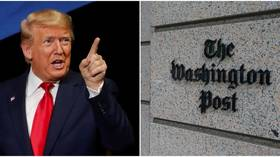 Trump campaign sues Washington Post for 'millions of dollars' over 'false and defamatory' statements on 'Russia collusion'