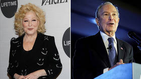 Plutocrat solidarity strikes again? Bette Midler goes 'all-in' for Bloomberg on Super Tuesday, gets roasted