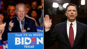 Biden accepts even Comey's endorsement, even as establishment anti-Trumpers flock to his campaign