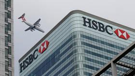 HSBC evacuates London HQ after employee tests positive for coronavirus